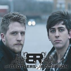 Roberson Brothers - Brothers Roberson CD Cover Art