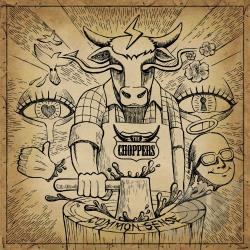 Choppers - Common Sense CD Cover Art