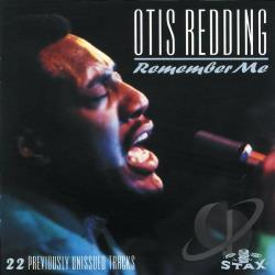 Redding, Otis - Remember Me CD Cover Art