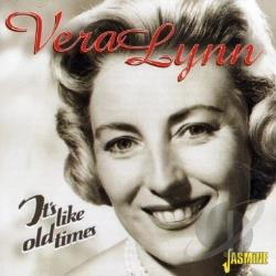 Lynn, Vera - It's Like Old Times CD Cover Art