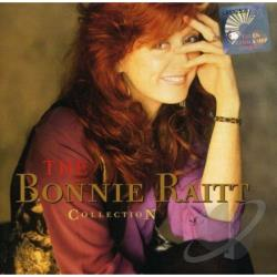 Raitt, Bonnie - Bonnie Raitt Collection CD Cover Art