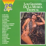 Los Grandes De La Musica Tropical: Serie 20 Exitos CD Cover Art