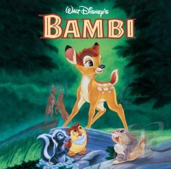 Bambi CD Cover Art