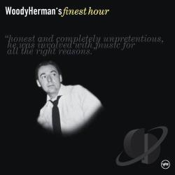 Herman, Woody - Woody Herman's Finest Hour CD Cover Art