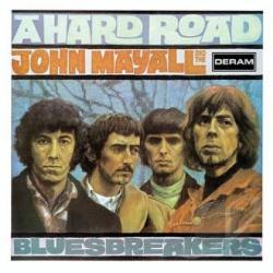 Bluesbreakers / John Mayall & The Bluesbreakers / Mayall, John - Hard Road CD Cover Art