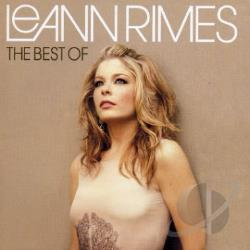 Rimes, Leann - Best of LeAnn Rimes CD Cover Art