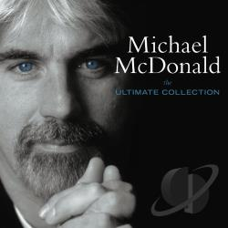 Mcdonald, Michael - Ultimate Collection CD Cover Art