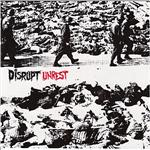 Disrupt - Unrest CD Cover Art
