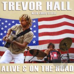 Hall, Trevor - Alive & On the Road CD Cover Art