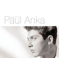 Anka, Paul - Very Best of Paul Anka CD Cover Art