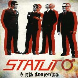 Statuto - E Gia Domenica CD Cover Art