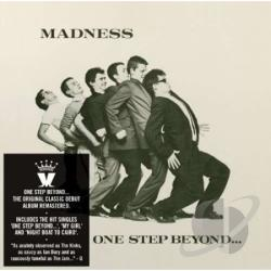 Madness - One Step Beyond... CD Cover Art