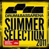 Various Artists - Drum&Bassarena Summer Selection 2011 DB Cover Art