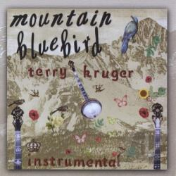 Kruger, Terry - Mountain Bluebird CD Cover Art