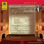 Baltsa / Domingo / Fiotta / Kerns / Mercadante - Mercadante: Il Giuramento CD Cover Art