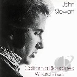 Stewart, John - California Bloodlines/Willard CD Cover Art