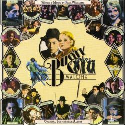 Bugsy Malone CD Cover Art
