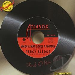 Sledge, Percy - When a Man Loves a Woman and Other Hits CD Cover Art