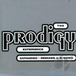 Prodigy - Experience CD Cover Art