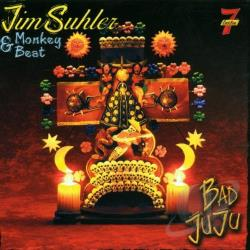 Suhler, Jim - Bad Juju CD Cover Art