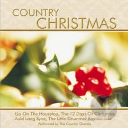 Christmas In The Country CD Cover Art