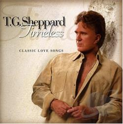 Sheppard, T.G. - Timeless CD Cover Art