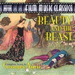 Moscow Symphony Orchestra - Georges Auric: Beauty and the Beast CD Cover Art