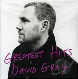 Gray, David - Greatest Hits CD Cover Art