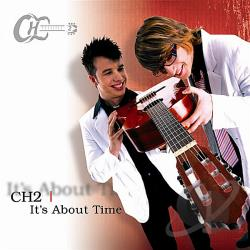 CH2 - It's About Time CD Cover Art