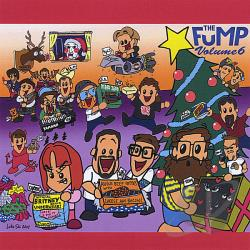 Funny Music Project - Volume 6: Nov-Dec 07 CD Cover Art