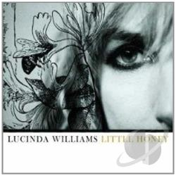 Williams, Lucinda - Little Honey CD Cover Art