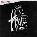 Halestorm - Hello, It's MZ. Hyde DB Cover Art