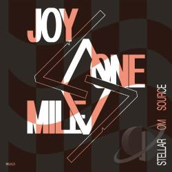 Stellar Om Source - Joy One Mile CD Cover Art