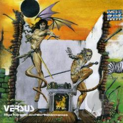 Illya Kuryaki & The Valderramas - Versus CD Cover Art