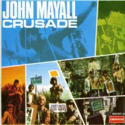 Bluesbreakers / John Mayall & The Bluesbreakers / Mayall, John - Crusade CD Cover Art