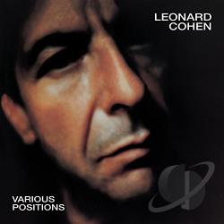 Cohen, Leonard - Various Positions CD Cover Art
