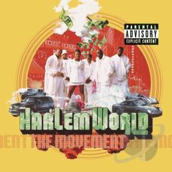 Harlem World - Movement CD Cover Art