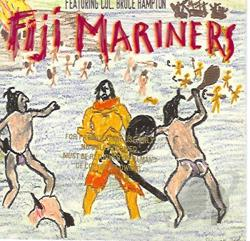 Fiji Mariners - Live CD Cover Art