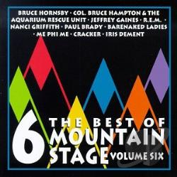 Best Of Mountain Stage Live, Vol. 6 CD Cover Art