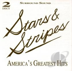 Stars & Stripes: USA Greatest - Stars & Stripes: America's Greatest Hits CD Cover Art