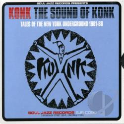 Konk - Sound of Konk CD Cover Art