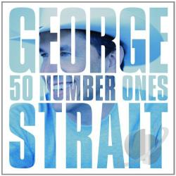 Strait, George - 50 Number Ones CD Cover Art