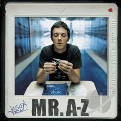 Mraz, Jason - Mr. A-Z CD Cover Art
