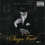 Suga Free - Features, Vol. 2 CD Cover Art