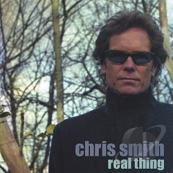 Smith, Chris - Real Thing CD Cover Art
