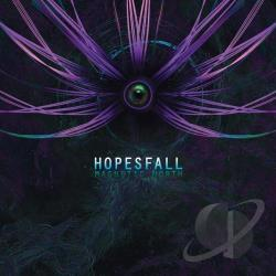 Hopesfall - Magnetic North CD Cover Art