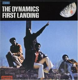 Dynamics - First Landing CD Cover Art