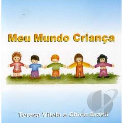 Vilela - Meu Mundo Crianca CD Cover Art
