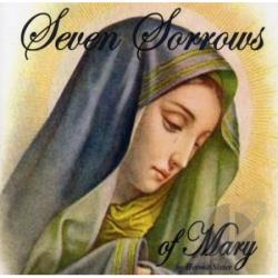Hermit, Sister - Seven Sorrows of Mary CD Cover Art