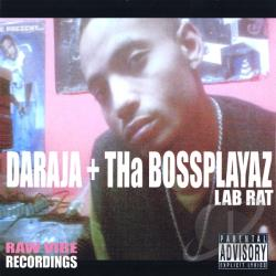 Daraja & Tha Bossplayaz - Lab Rat CD Cover Art